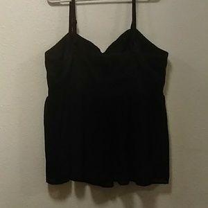 torrid Tops - Black torrid blouse